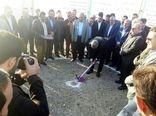 عملیات اجرایی احداث گلخانه ۴۲ هکتاری در شهرستان آرادان آغاز شد