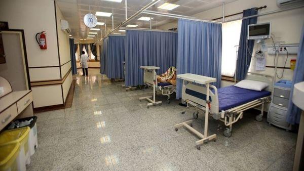 تفکیک بخش پذیرش بیماران خارجی در بیمارستانها