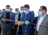 طرح آبیاری تحت فشار مزرعه  رامبد اخلاص پور در شهرستان ارزوئیه