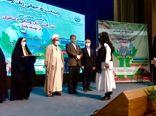 وزیر جهاد کشاورزی  از منتخب زن روستایی سیستان و بلوچستان تقدیر کرد