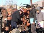 ۳۰ دستگاه ماشینآلات کشاورزی در شیروان پلاکگذاری میشود