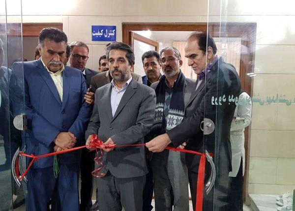 افتتاح کارخانه روغنگیری شهرستان بیرجند